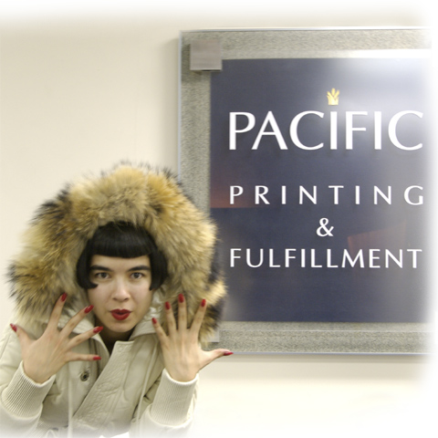 Pacific Printing, Sponsor of Around The World In A Single Stroke