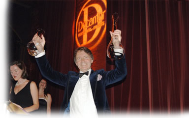 Steven Spurrier Decanting Wine